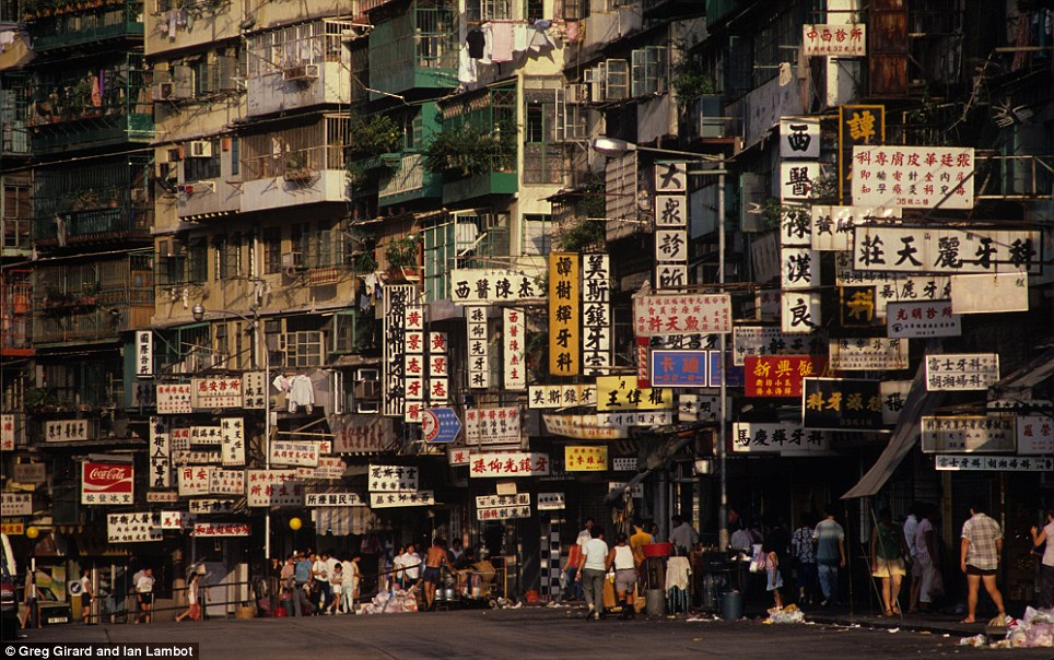 Kowloon Walled City 15