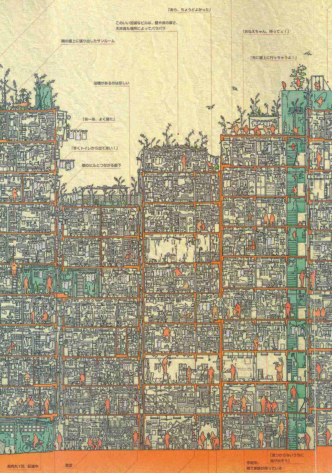 Kowloon Walled City 29