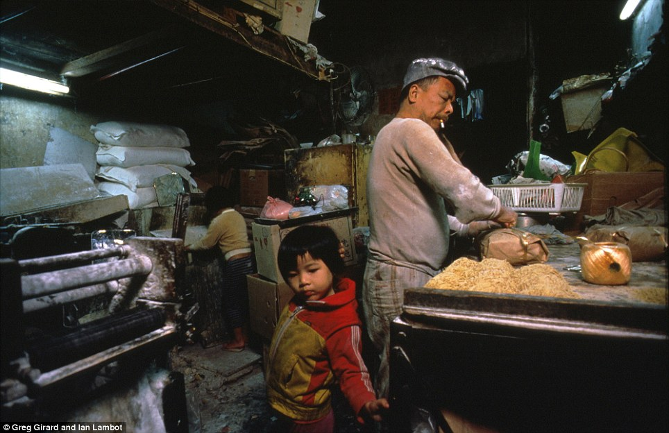 Kowloon Walled City 9