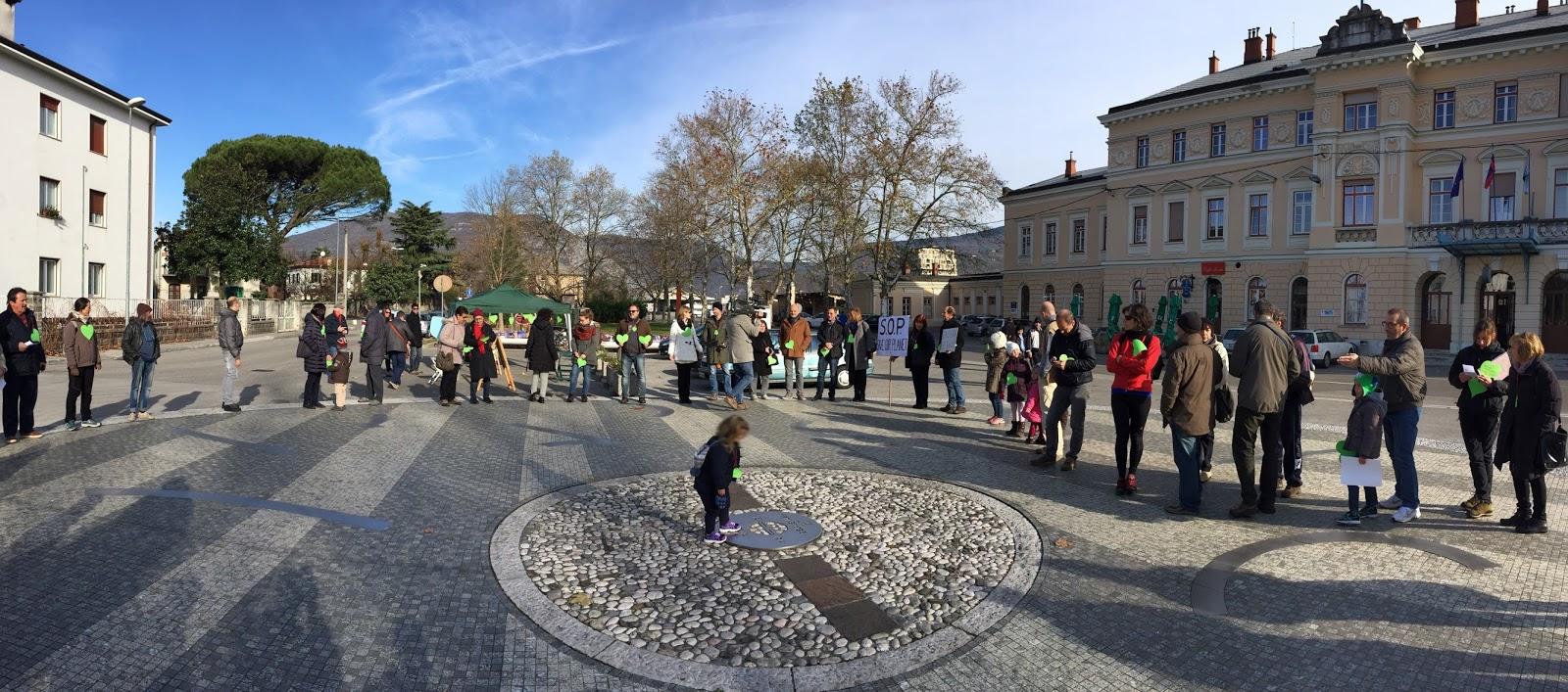 Piazza della Transalpina 9