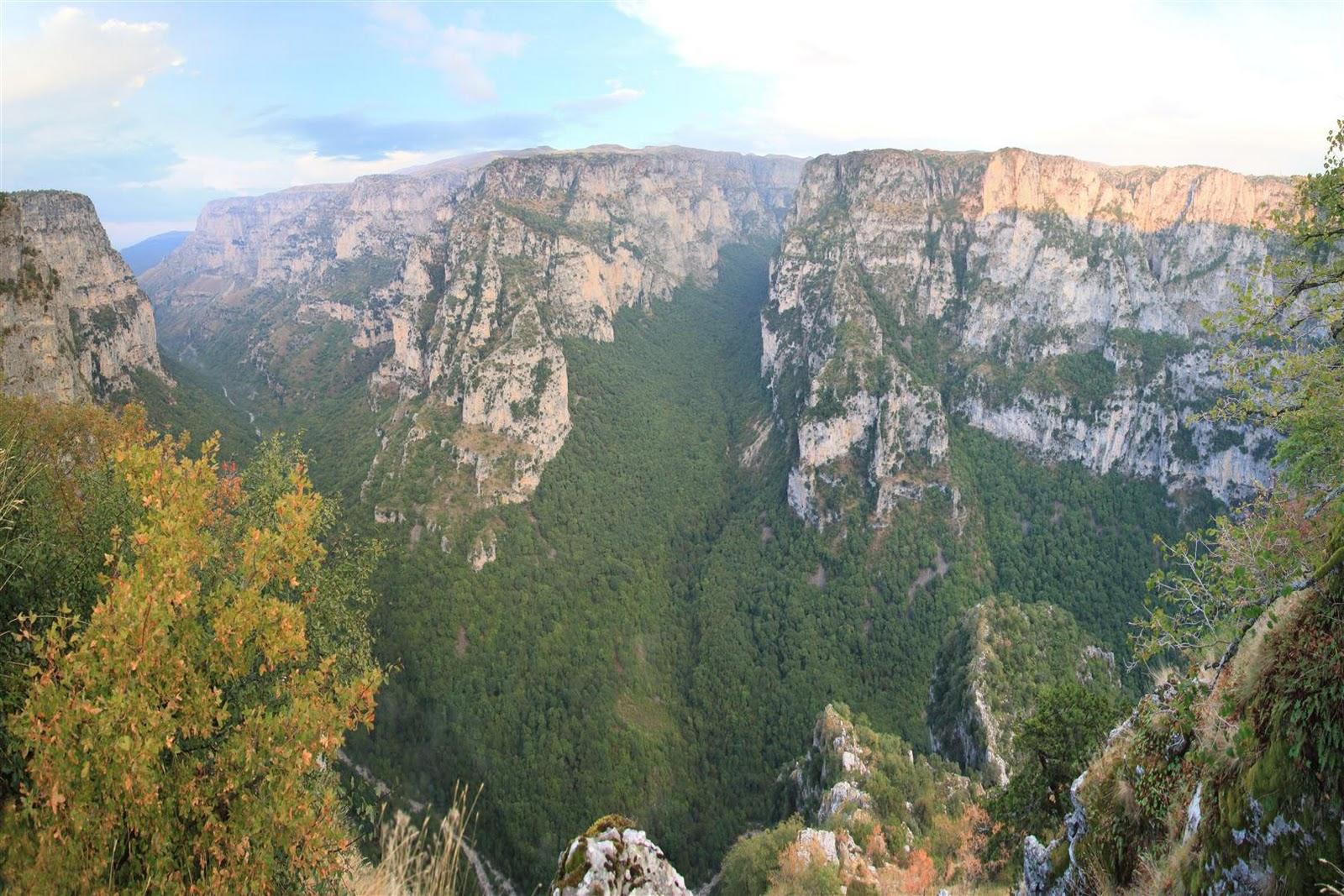 Vikos Gorge 10