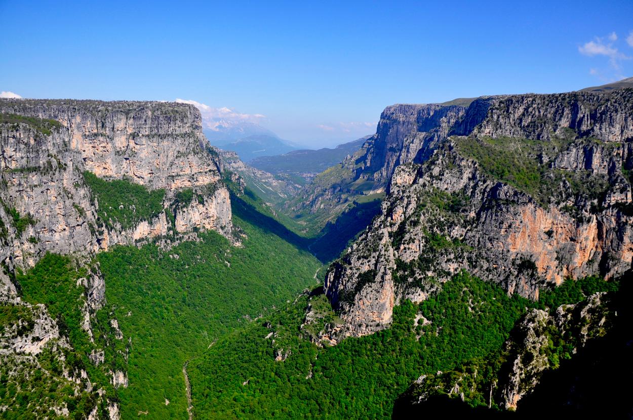 Vikos Gorge 14