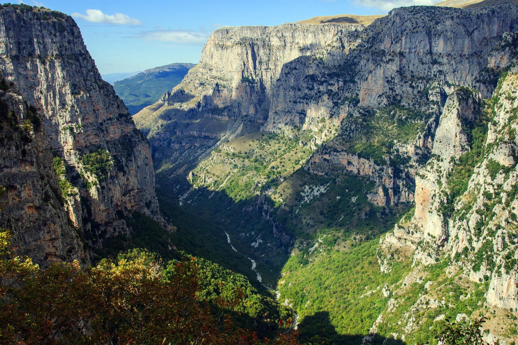 Vikos Gorge 16