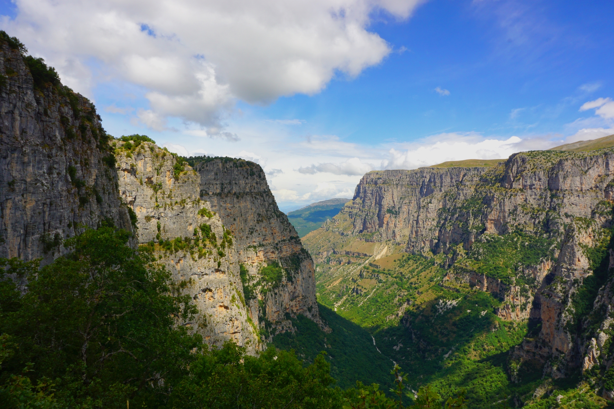 Vikos Gorge 3