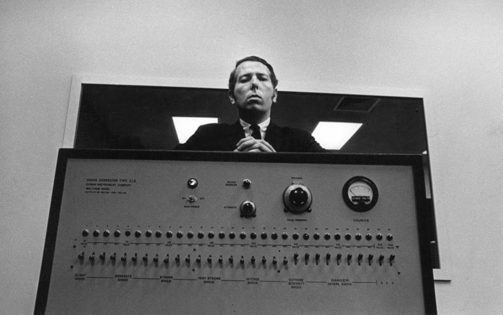 Milgram experiment 3