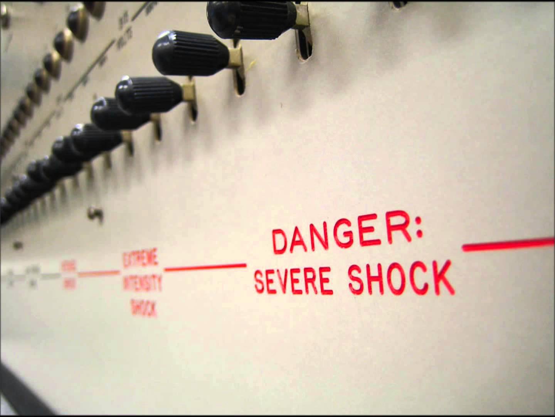 Milgram experiment 7