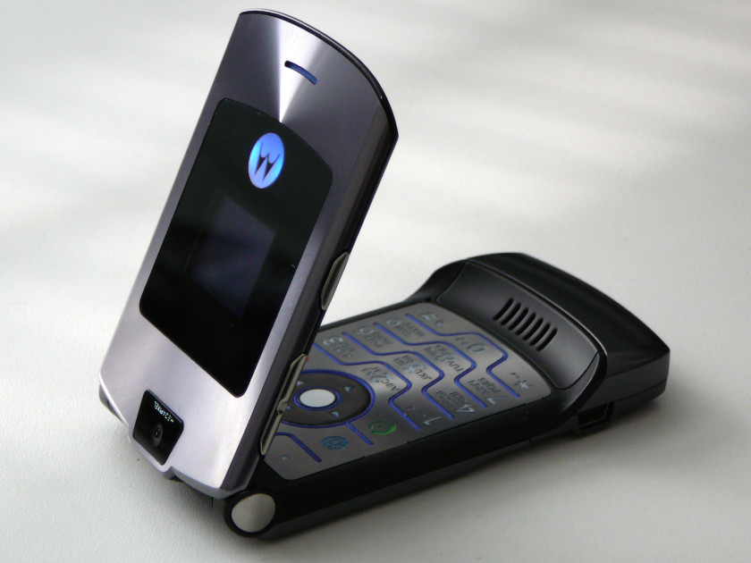 MotorolaRAZR V3