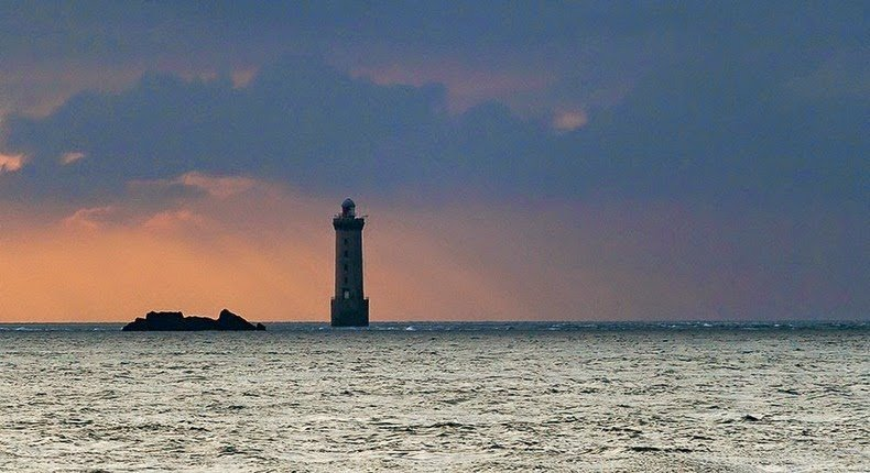 Lighthouses of Brittany 11