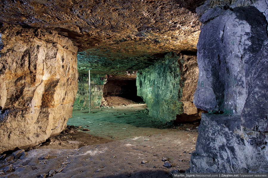 Syani stone mines 2