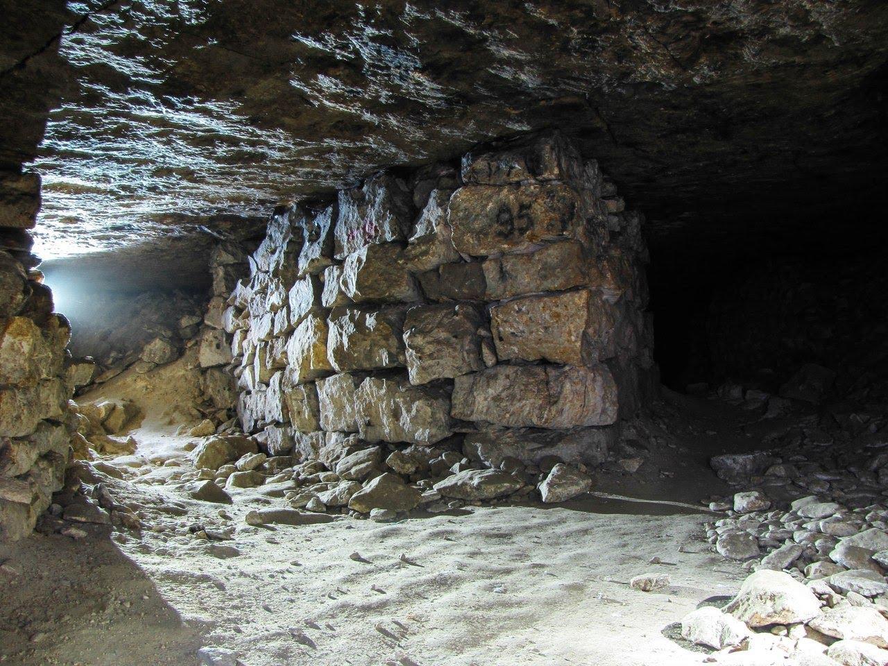 Syani stone mines 3