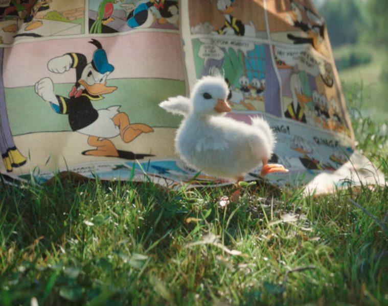Disneyland Paris Little Duck 01