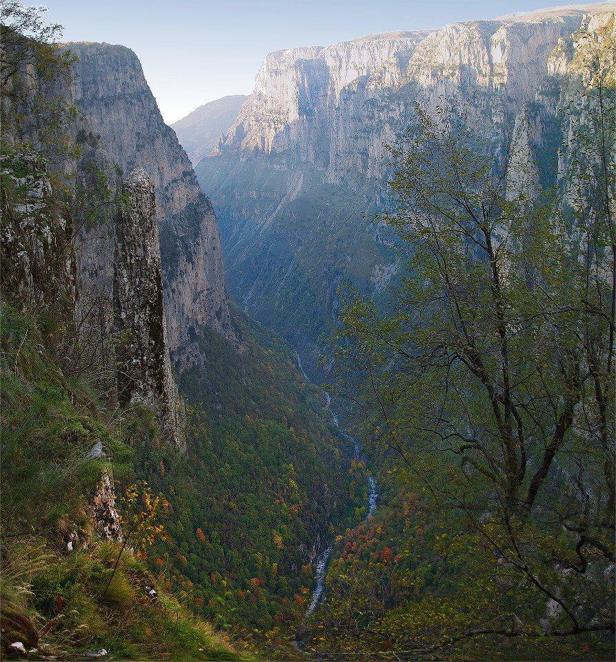 Vikos Gorge 11