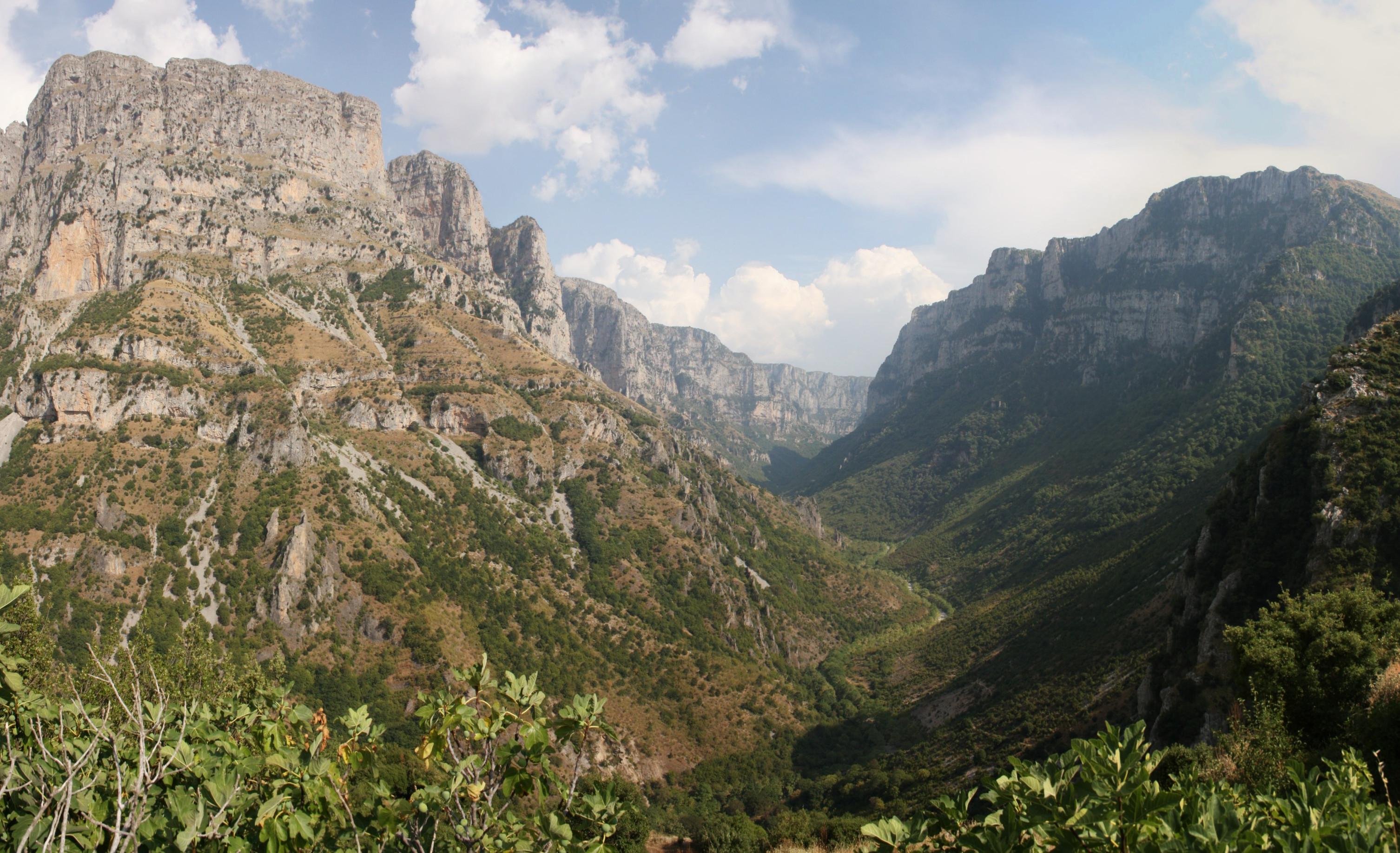 Vikos Gorge 12