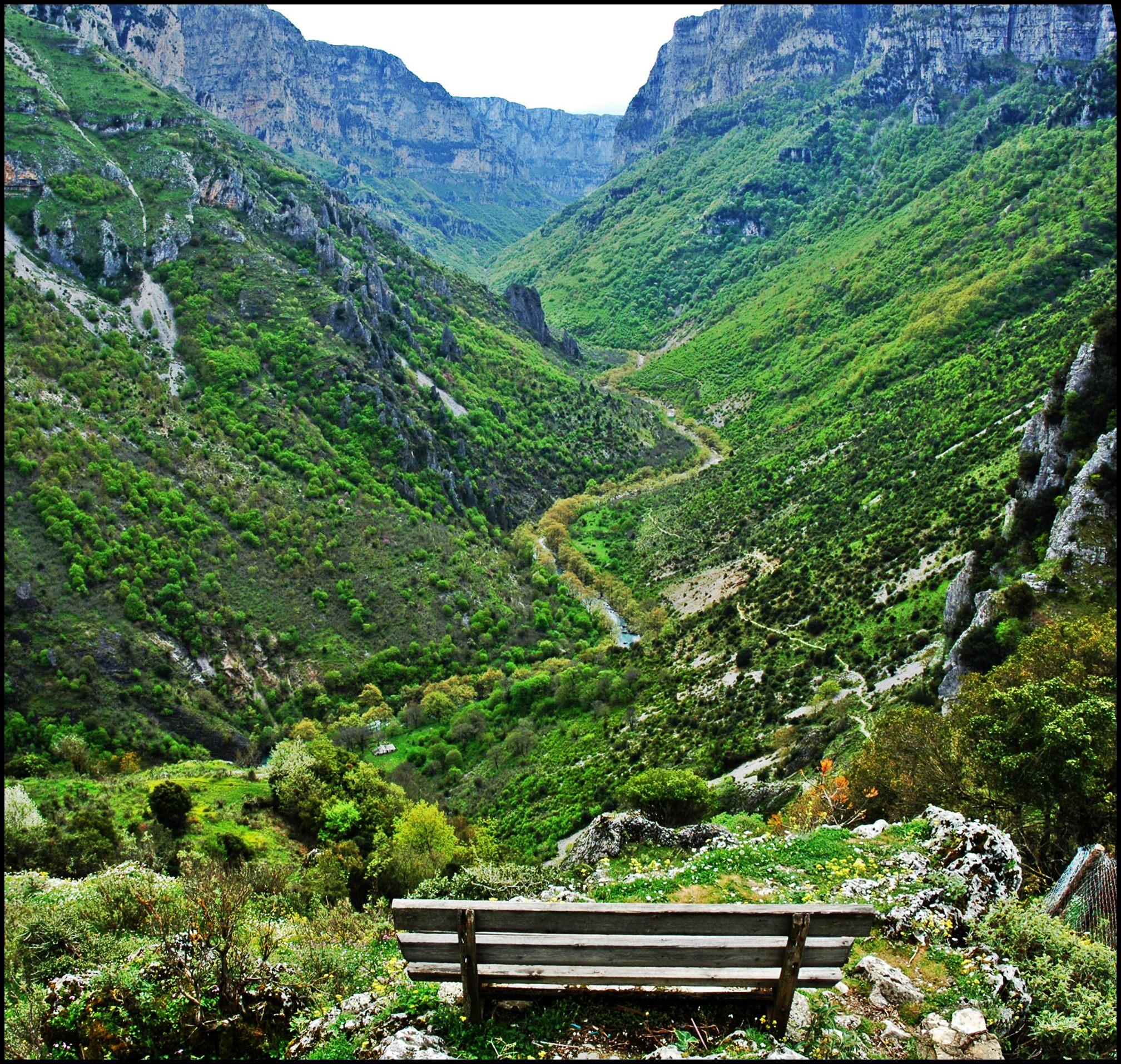 Vikos Gorge 13