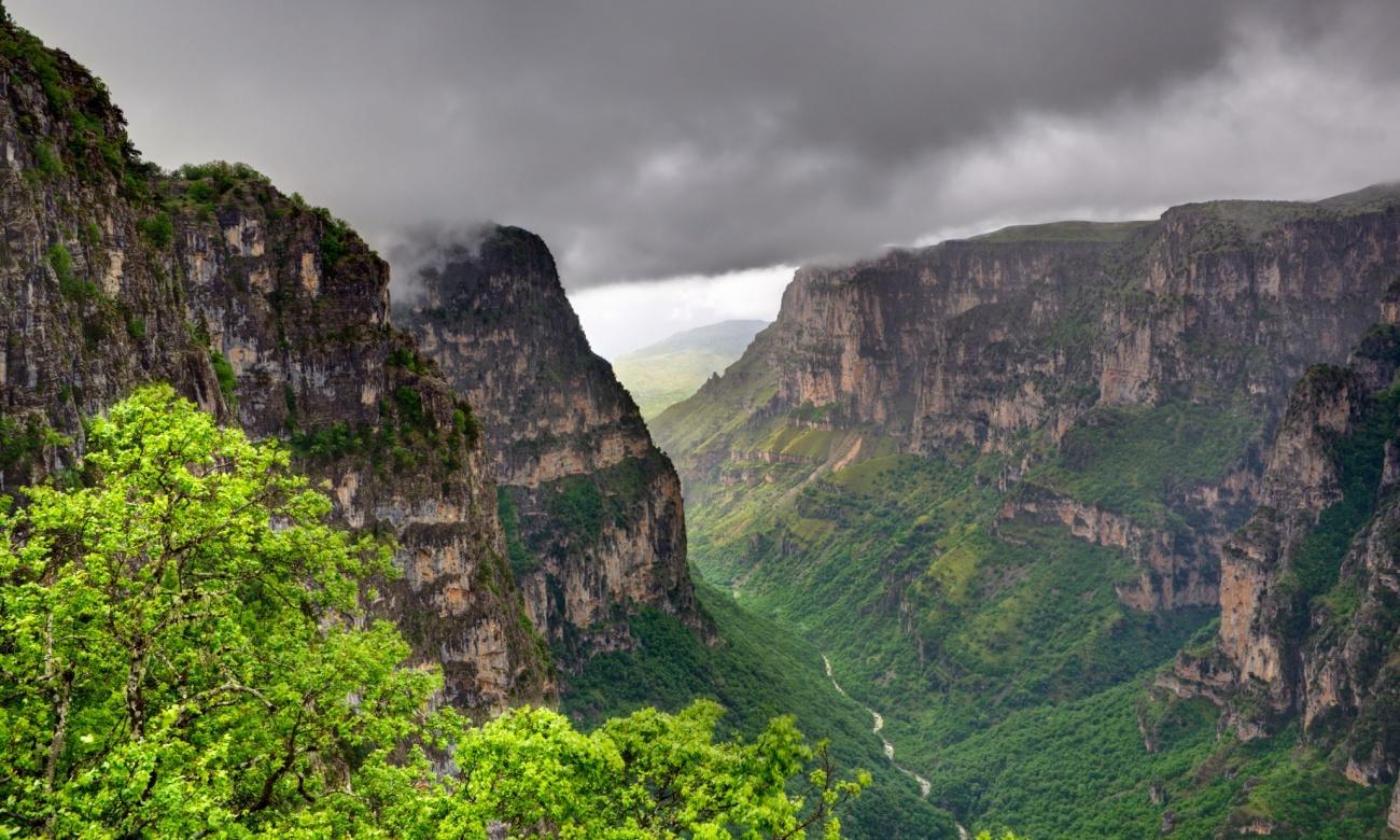 Vikos Gorge 15