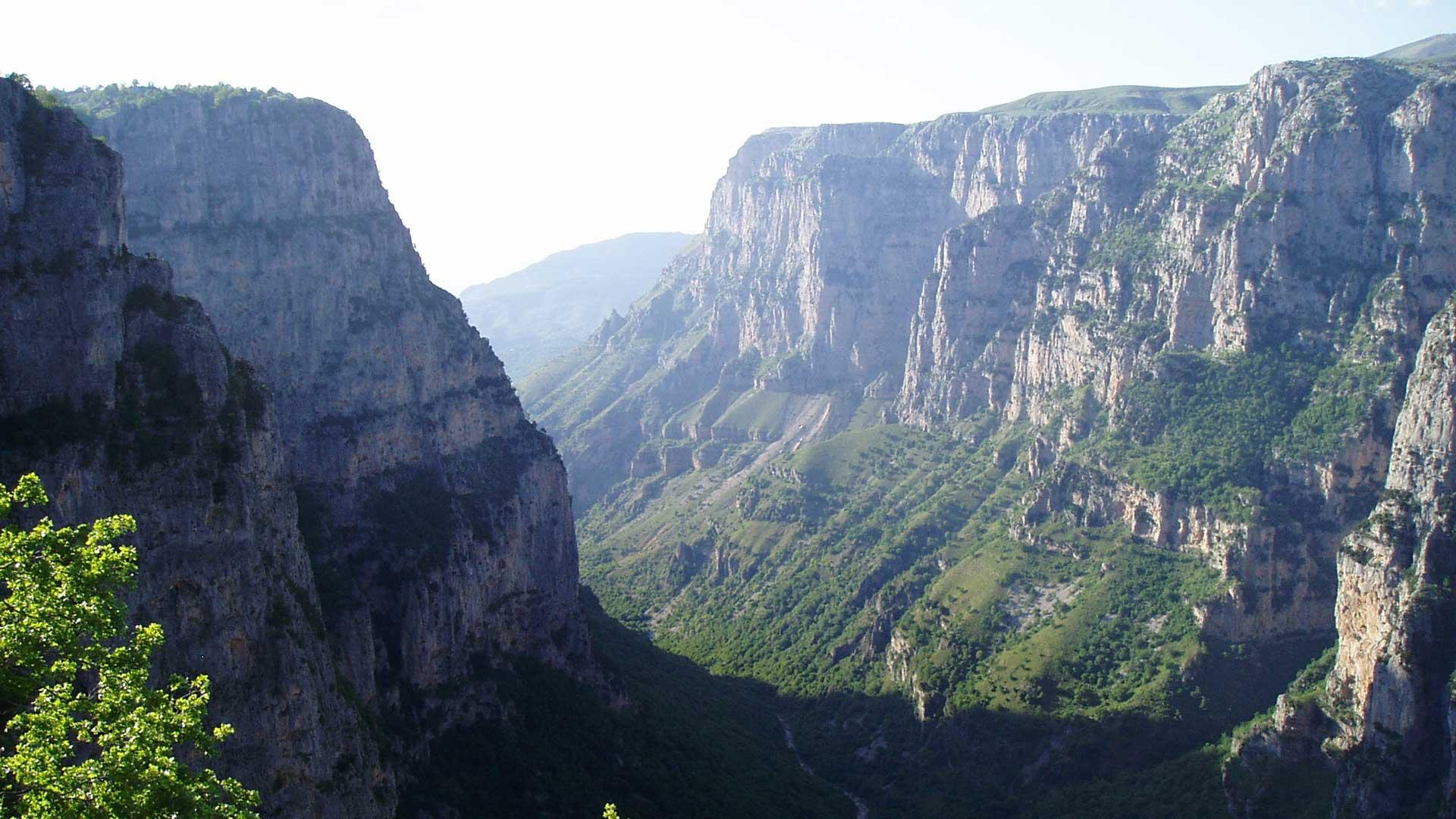 Vikos Gorge 4
