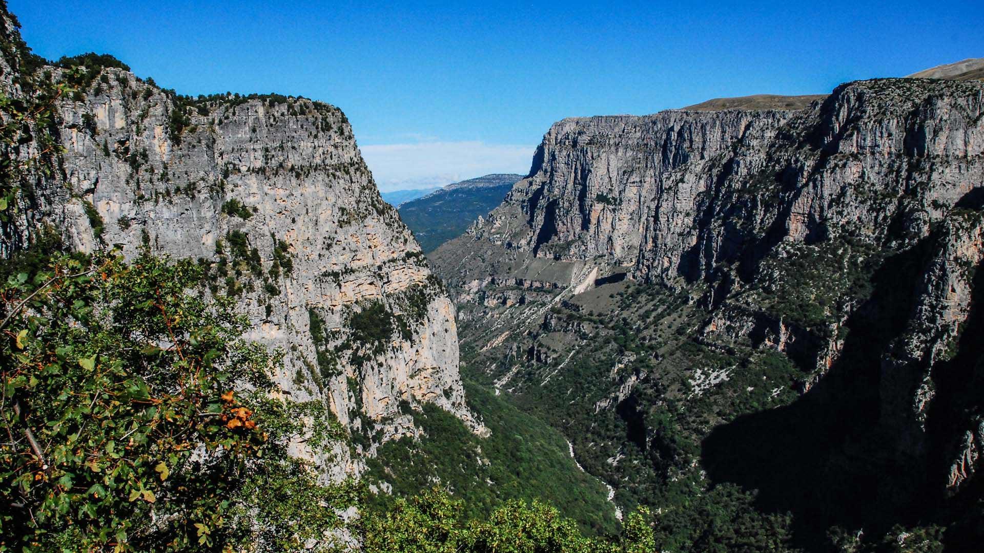 Vikos Gorge 6