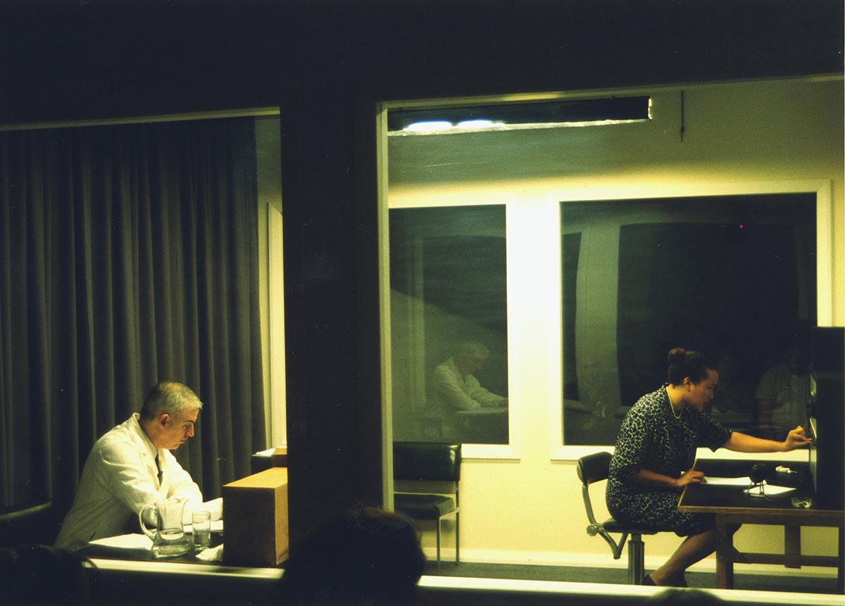 Milgram experiment 10