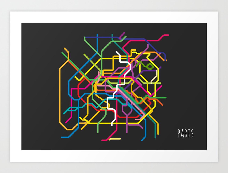 Το μετρό του Παρισιού