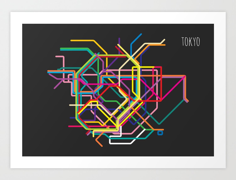 Το μετρό του Τόκυο